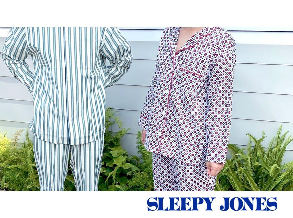 SLEEPY JONES 正規販売店